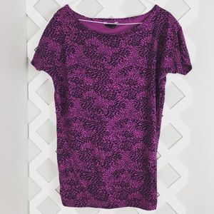 Moda International Tee Shirt Blouse
